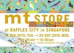 mt STORE RAFFLES CITY in SINGAPORE