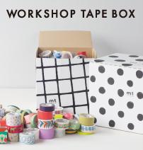 WORKSHOP TAPE BOX