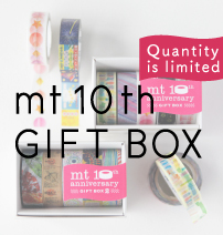 mt 10th GIFTBOX