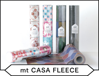 mt CASA FLEECE