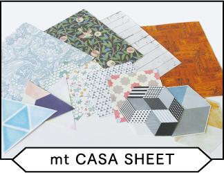 mt CASA SHEET