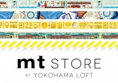 mt STORE at YOKOHAMA LOFT