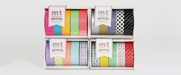 Gift box mt masking tape gift box negle Choice Image