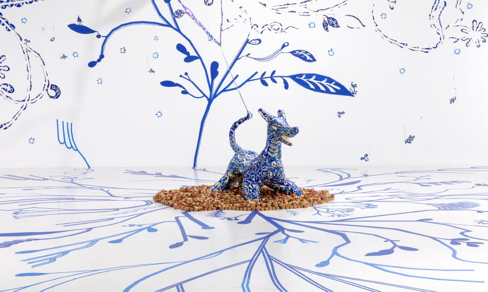 青犬-全ては美しく繋がり還る2016