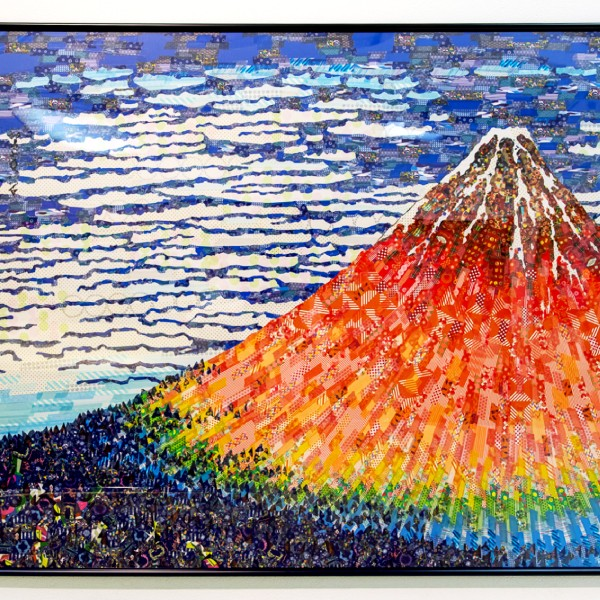 富嶽三十六景 2014