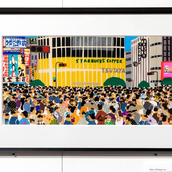 Tokyo Shibuya 2018