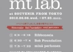 mt lab at SOUVENIR FROM TOKYO