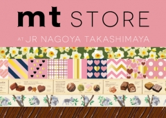 mt store at JR takashimaya