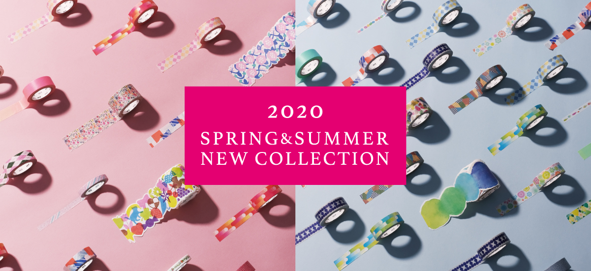 2020 SPRING&SUMMER NEW COLLECTION