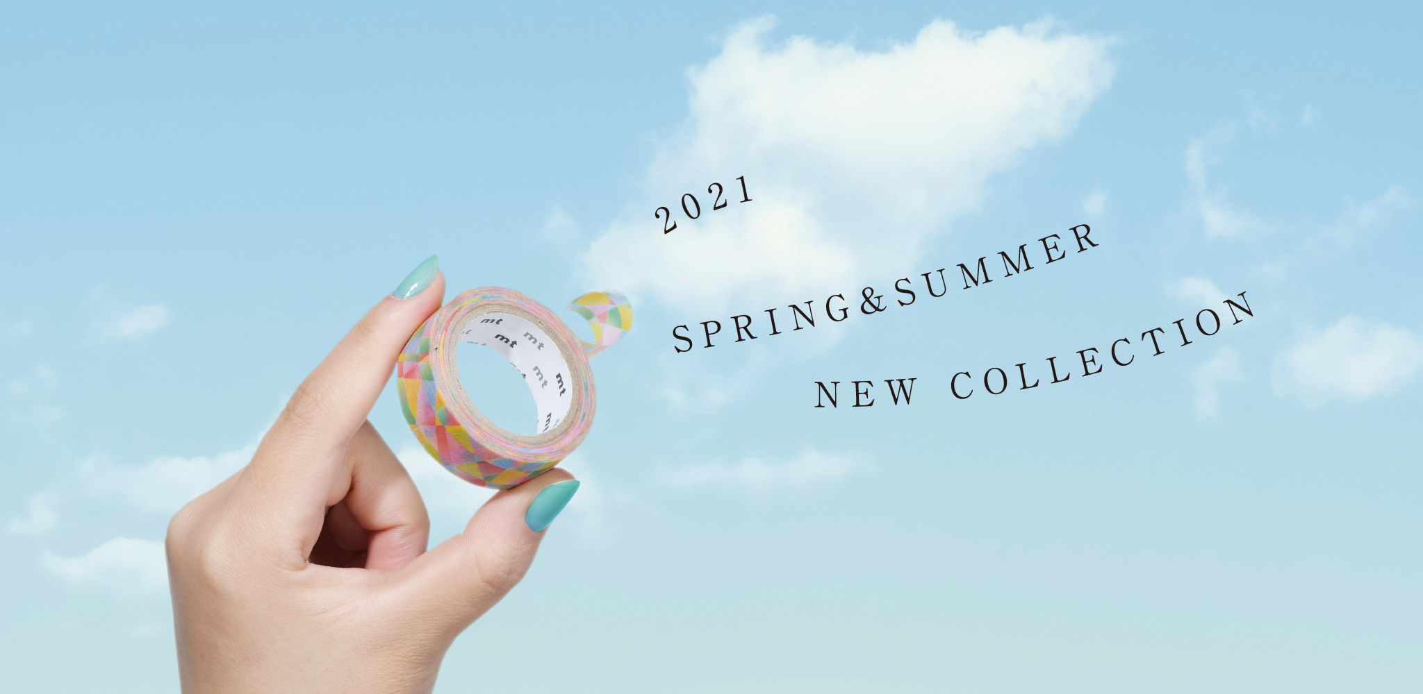 2021 SPRING&SUMMER NEW COLLECTION