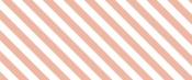 stripe salmon pink