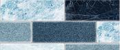navy tile230mm