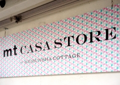 mt CASA STORE at 恵文社 COTTAGE