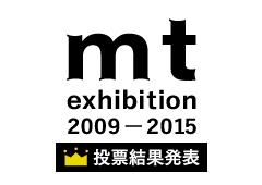 mt exhibition 2009-2015 line up