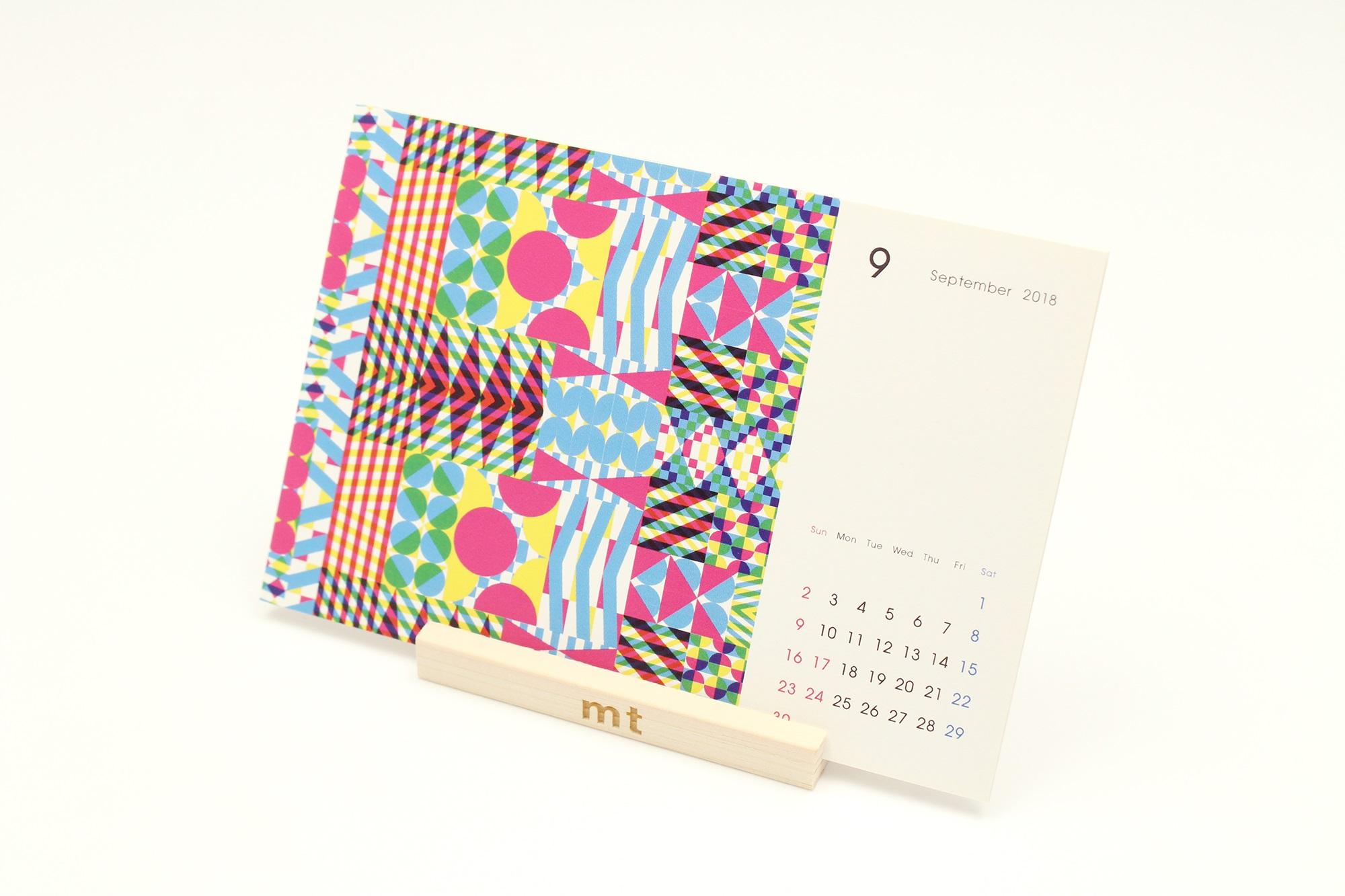 mtオンラインショップ カレンダープレゼントキャンペーンのご案内