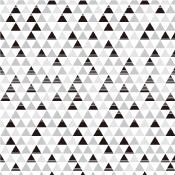 三角パターン