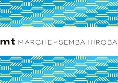 『mt MARCHE at SEMBA HIROBA』開催のお知らせ